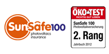 Logo SunSafe100