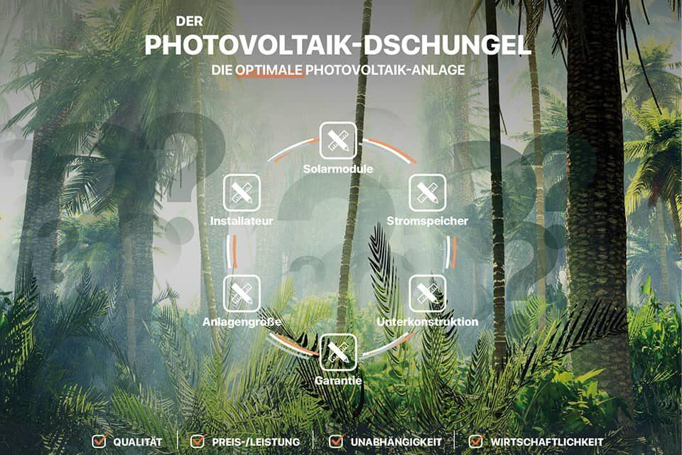 Der Photovoltaik Dschungel
